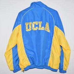 Vintage 58 Sports UCLA Bruins Half Zip Fleece Line